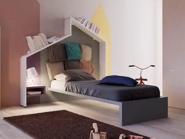 Kids single bed LAGOLINEA | Kids single bed