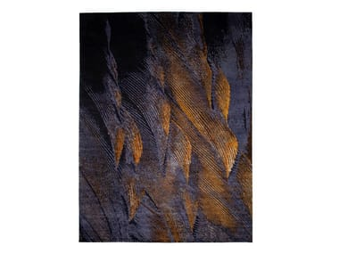 Handmade wool rug LAHARA