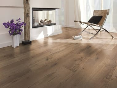 Laminate flooring with wood effect LAMFLOOR DIECI