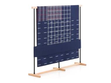 Wool room divider LAN | Room divider