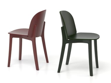 Solid wood chair LANAS | Chair