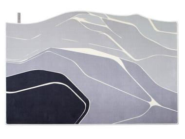 Teppich aus Wolle LANDSCAPE 001