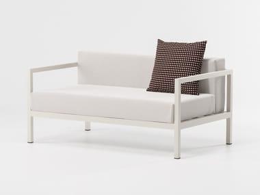 2 seater fabric garden sofa LANDSCAPE   2 seater garden sofa