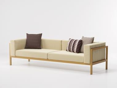 3 seater fabric garden sofa LANDSCAPE   3 seater garden sofa