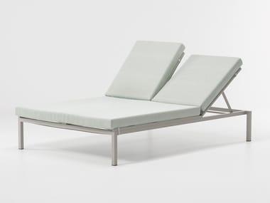 Double recliner garden bed LANDSCAPE | Garden bed