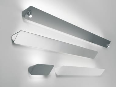 LED indirect light aluminium wall lamp LANE