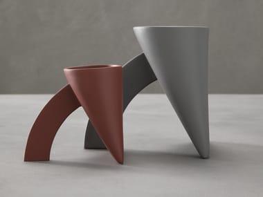 Ceramic vase LAPIS
