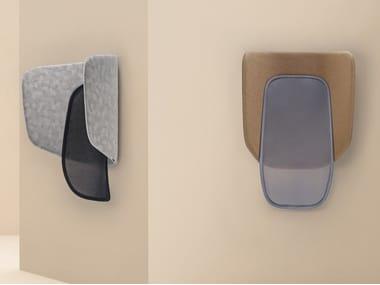 Cabine telefônica acústica de tecido de parede LAPSO