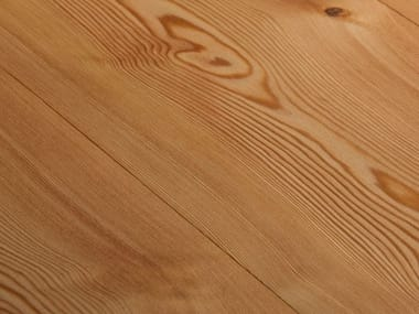 Larch flooring LARCH COUNTRY - NATURAL OIL