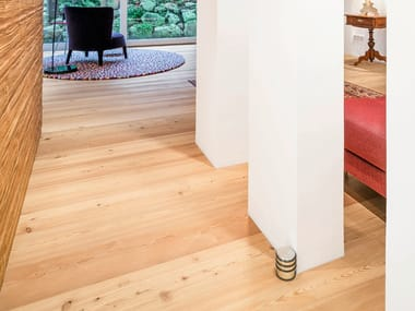 Larch flooring LARCH - NATURAL OIL