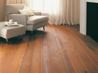Larch flooring LARCH VULCANO - NATURAL OIL