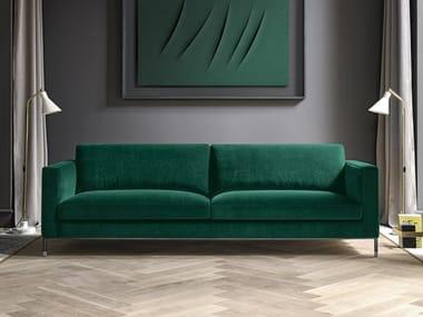 3 seater fabric sofa LARSON   3 seater sofa