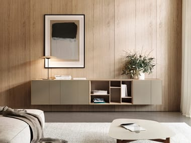 Suspended sideboard LAUKI | Suspended sideboard