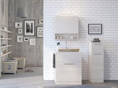Mobile lavanderia con lavatoio LAVANDERIA 4