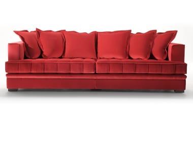 Tufted fabric sofa LAURIC | Sofa