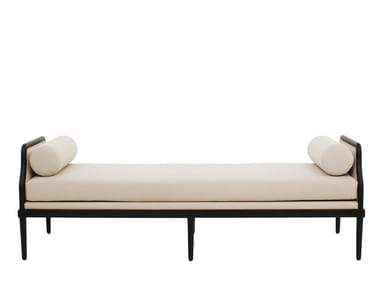 Upholstered fabric day bed LAVAL CHAISE LONGUE