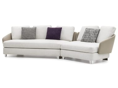 Sectional fabric sofa LAWSON | Sectional sofa