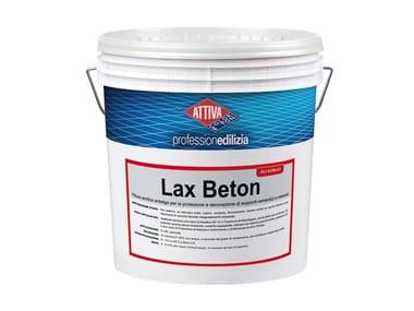 Pittura acrilica antialga per supporti cementizi LAX BETON