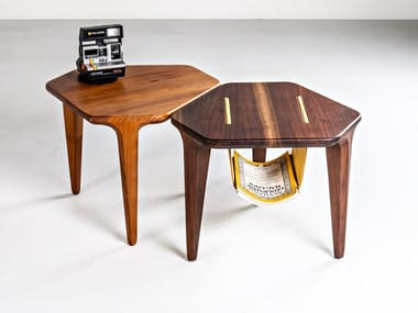 Solid wood coffee table LAYAIR | Coffee table