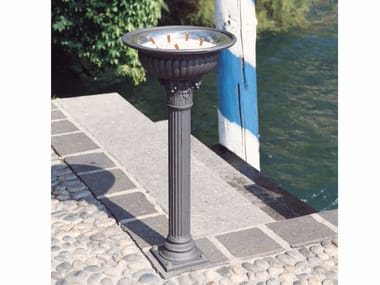 Standing cast iron ashtray LAYIA | Ashtray