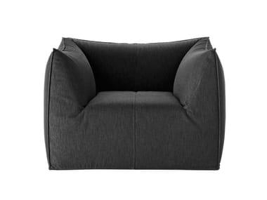 Fabric armchair with armrests LE BAMBOLE '07   Armchair