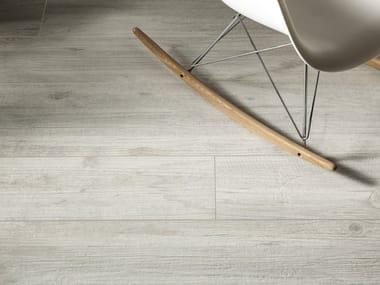 Pavimento in gres porcellanato effetto legno LEGNI HIGH TECH | Quercia Shabby
