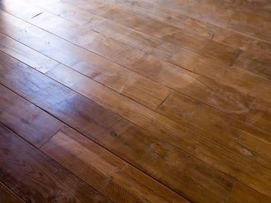 Prefinished reclaimed wood parquet SARI