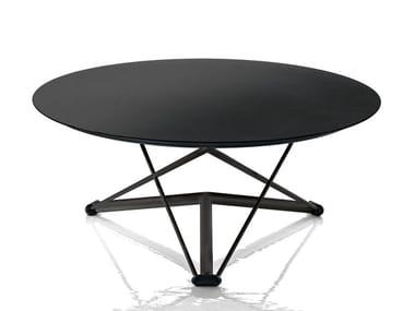 Height-adjustable round table LEM