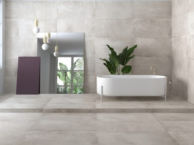 Wall tiles with stone effect LENS