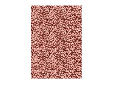 Handmade rug LEOPARD