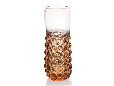 Vaso in vetro colorato LES DEUX AMIS | Vaso