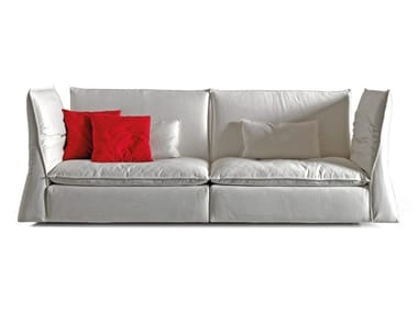 Sectional fabric sofa LES FEMMES