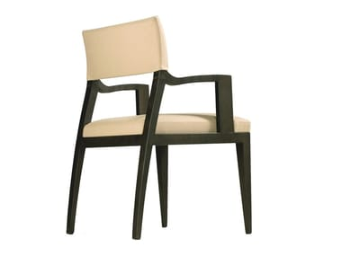 Chair with armrests LESCA