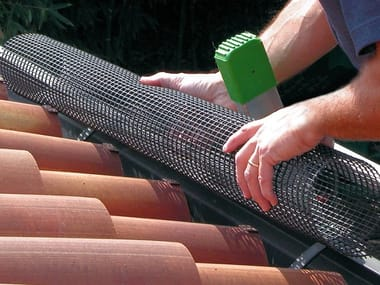 Tubular net for gutter LEVEX TUBE