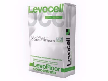 Additive for cement and concrete LEVOFLOOR CONCENTRATO