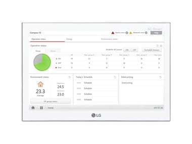 Building automation system interface AC SMART 5