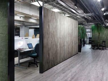 Indoor laminate wall covering LG-INTERIOR DESIGN