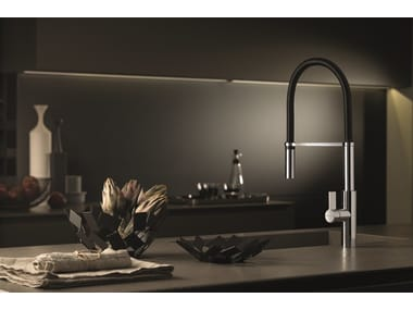 Countertop 1 hole kitchen mixer tap LIBERA KITCHEN | Kitchen mixer tap