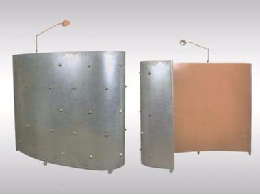 Steel room divider LICHT-PARAVENT