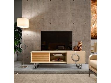 mobili tv in vetro | archiproducts - Mobili Tv Bassi Moderni