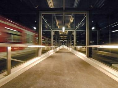 Barras luminosa LED encastrable para exterior LIGHT LINE