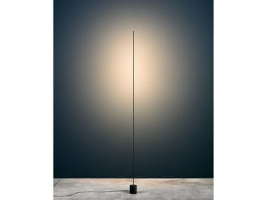 LED floor lamp LIGHT STICK F