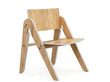 Chaise pour enfants en bambou LILLY'S CHAIR