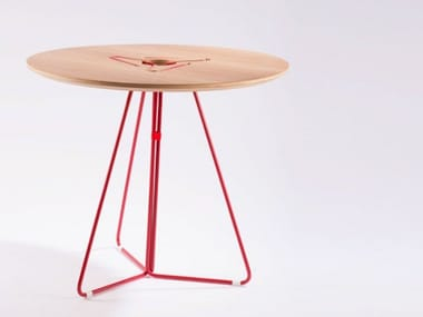 Round contract table LILU | Contemporary style table