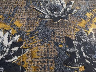 Natural stone mosaic LILY
