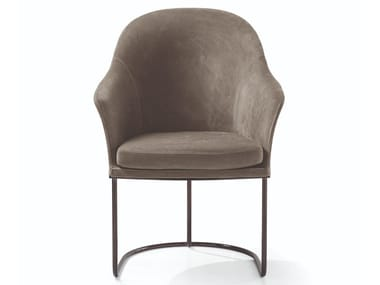 Upholstered chair LILY