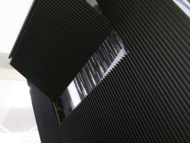 Indoor/outdoor 3D Wall Surface LINARTE