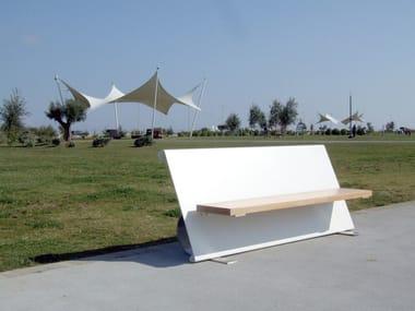 Panchine design archiproducts for Panchine arredo urbano prezzi