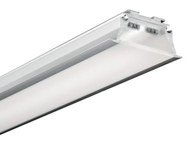 Profilo lineare per esterno in alluminio LINEA