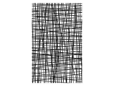 Rectangular outdoor rugs LINES